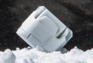 Intel Snowboard Puck